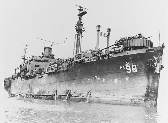 USS Dutchess - Excalibur - NHC