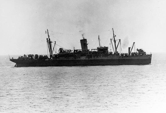USS Harry Lee - Exochorda - NHC
