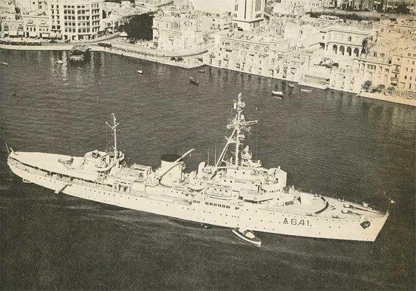 Gustave Zede A641 05 1957 - CB