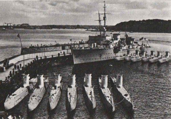 Saar 02 - 1a Flotilla