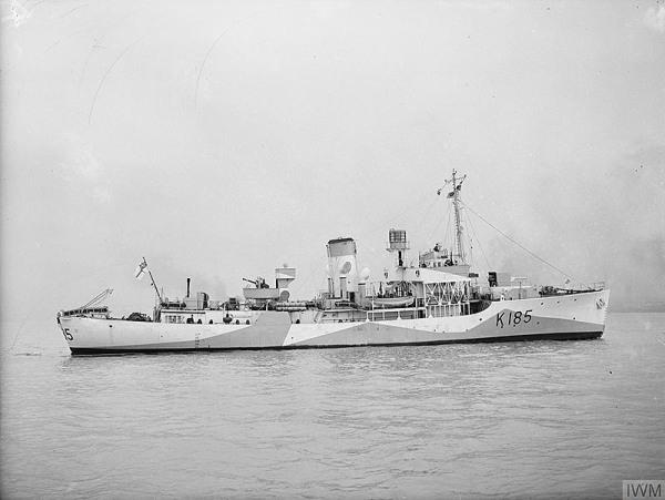 HMS Alisma - IWM