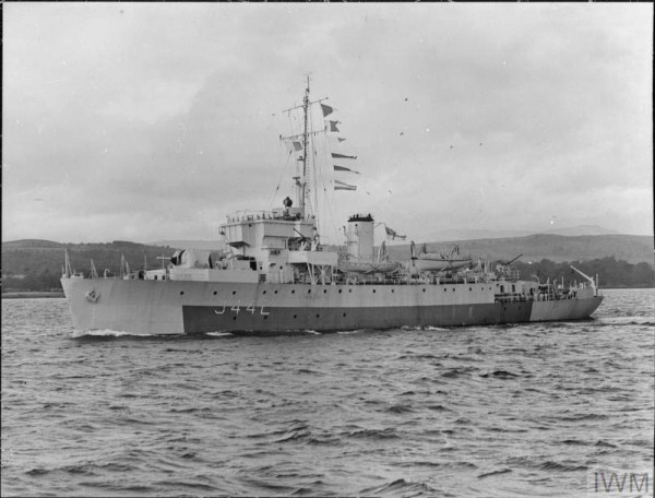 HMS NIGER