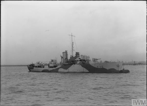HMS VIOLET
