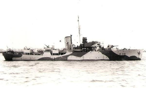 HMS Violet 02 - PNT
