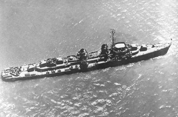 USS Heermann DD-532 02 - USN