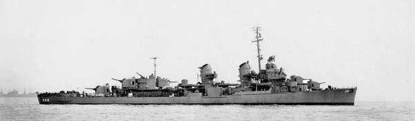 USS Heermann DD-532 03 - USN