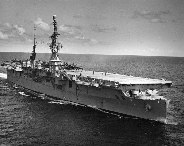 USS Saipan CVL-48 - NVS