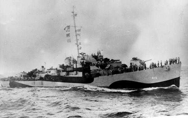 USS Samuel B. Roberts DE-413