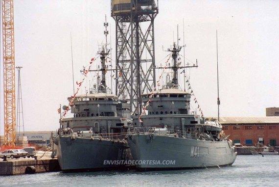 Guadalete M41 - Guadalmedina M42 - ACC