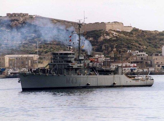 Guadalquivir M43 - MDE