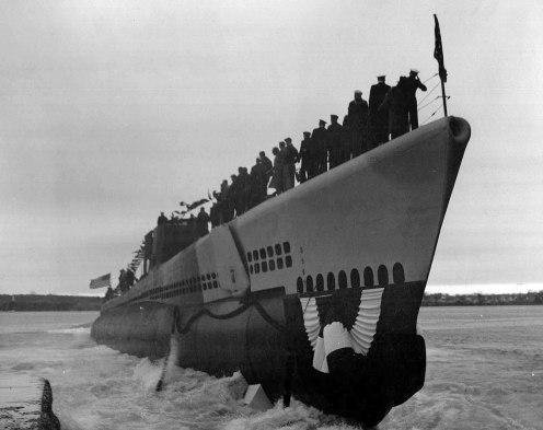 USS Cutlass SS-478 01 - NVS