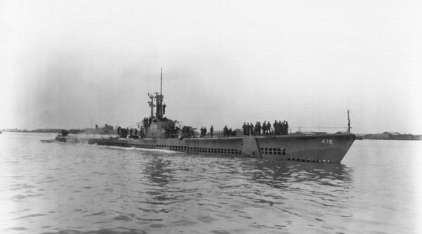 USS Cutlass SS-478 02 - NVS