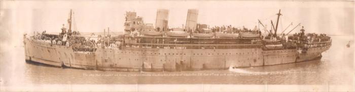 USS Martha Washington 02 - NCDC