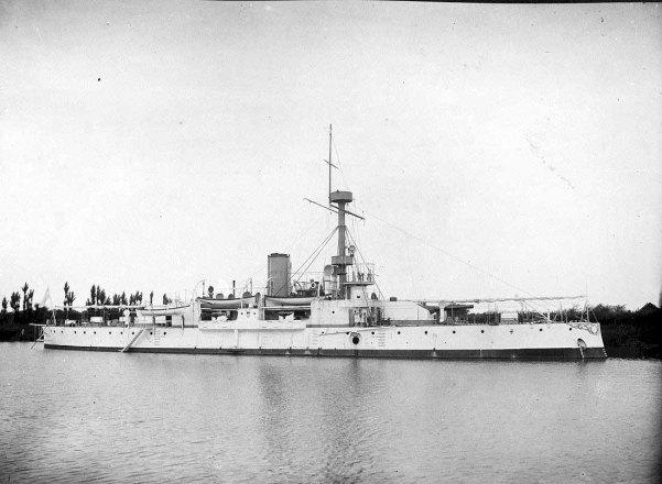 ARA Libertad 1892 - WK