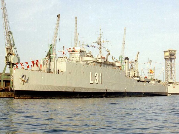 Galicia L31 - FB - NVS