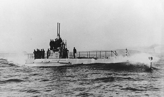 USS H-2 (SS-29)