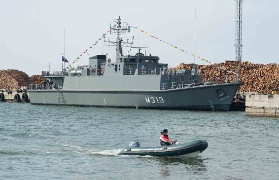 Admiral Cowan - WK