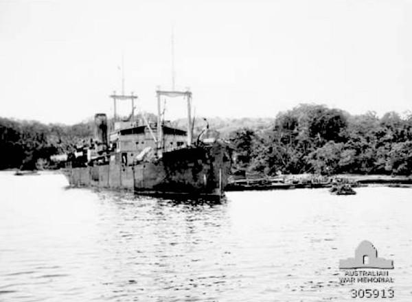 Bantam - Oro Bay - AWM