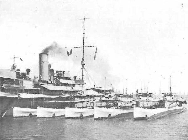 HMS Lucia - MJOP