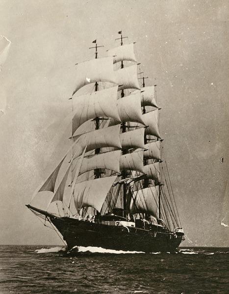 Sea Cloud 1938 - DtM